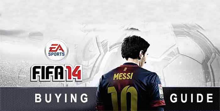 FIFA 14 Buying Guide - Everything about Prices, Stores & More
