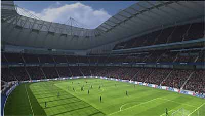 FIFA 15 Stadiums - All the Stadiums Details Included in FIFA 15