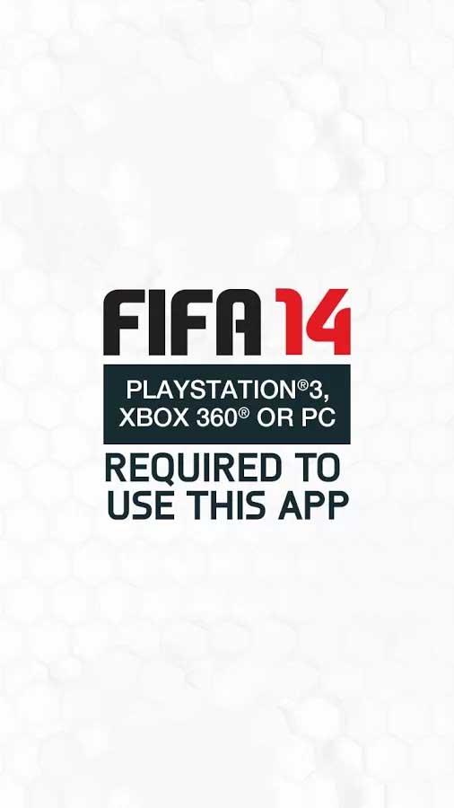 Controle a equipa FUT 14 do seu PC ou Consola no seu dispositivo iOS ou Android