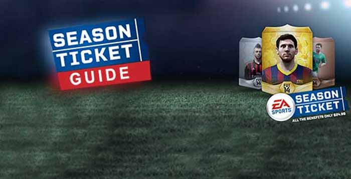 Season Ticket Complete Guide for FIFA 14 Ultimate Team