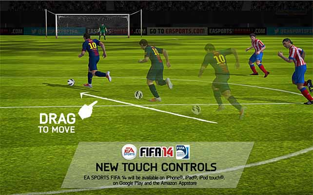 Complete Guide for FIFA 14 Mobile - iOS and Android Devices