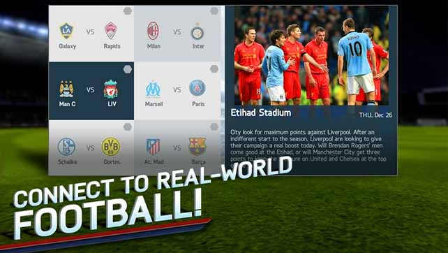 New FIFA 14 Images (FIFA 14 mobile)