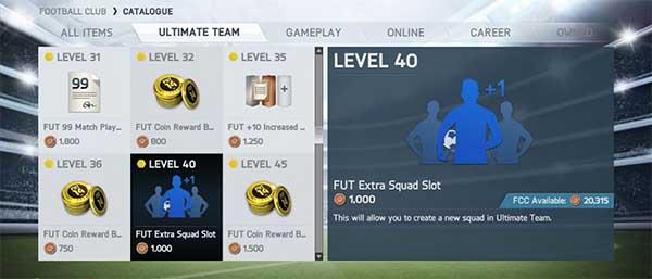Guia Completo do Catálogo EASFC para FIFA 14 Ultimate Team