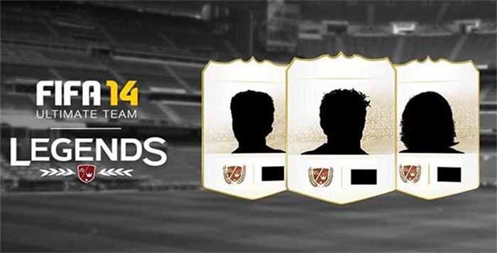 FIFA 14 Ultimate Team Legends Release Date and New Cards