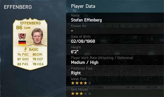 FUT 14 Effenberg