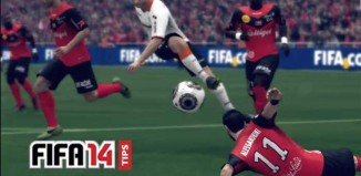 FIFA 14 Tips: How to Dribble in FIFA 14