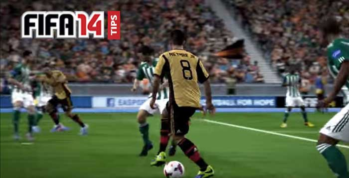FIFA 14 Tips: How to Defending in FIFA 14