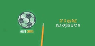 Top 10 Non-rare Gold Players in FUT 14