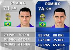 Community Team of the Season de Prata de FIFA 14 Ultimate Team