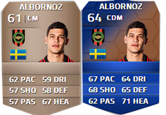 FIFA 14 Ultimate Team Bronze Most Consistent Never IF TOTS
