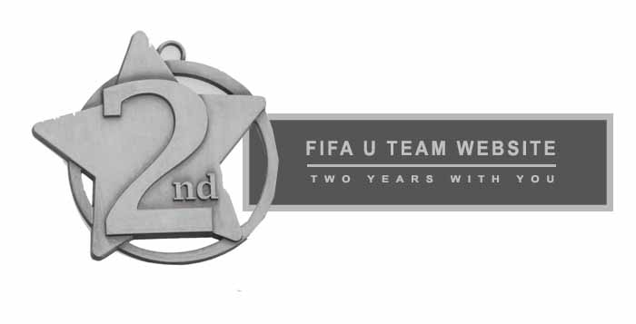 FIFA U Team Second Anniversary
