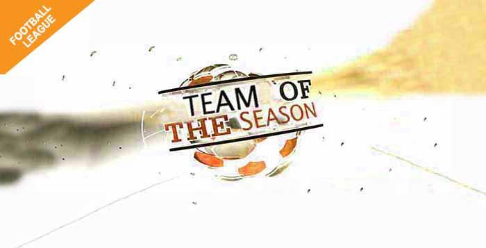 FIFA 14 Ultimate Team Football League TOTS