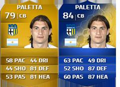 Team of the Season da Serie A em FUT 14