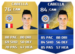 Team of the Season da Ligue 1 em FUT 14