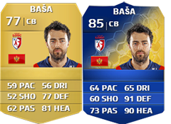 Team of the Season da Ligue 1 em FUT 14