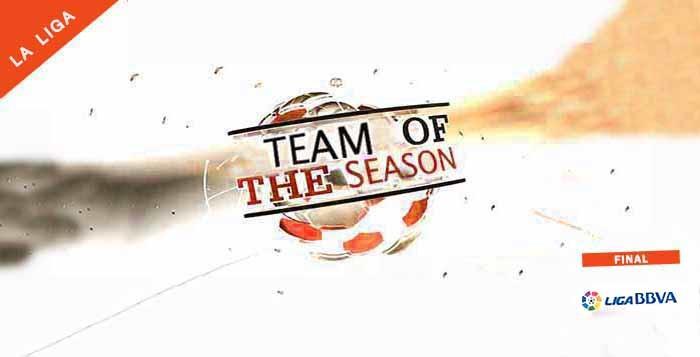 FIFA 14 Ultimate Team Liga BBVA TOTS