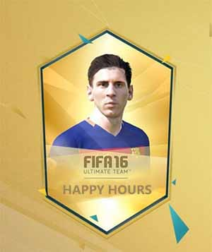 FIFA 17 Happy Hours