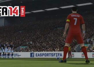 FIFA 14 Tips: Quick Free Kick Tutorial