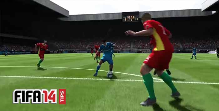FIFA 14 Tips: Beat Your Marker