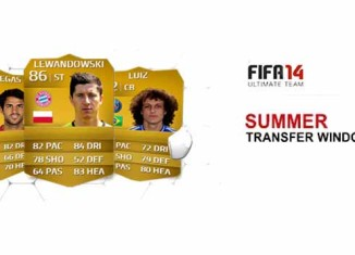 Complete List of FIFA 14 Ultimate Team Summer Transfers