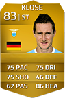 FUT 14 Players Review: Special Miroslav Klose 90