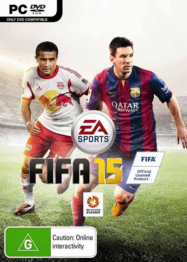 Todas las Carátulas de FIFA 15 en un solo lugar