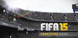 Guia de Passagem para FIFA 15 Ultimate Team: irá manter as suas cartas, coins e FIFA Points ? Porque tem de começar de novo ? O que poderá manter ?