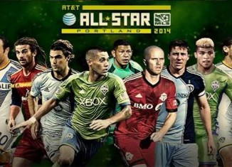 FIFA 14 Ultimate Team MLS All-Stars Team