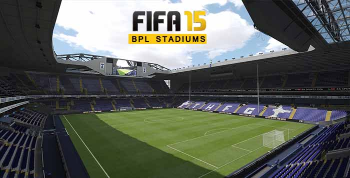 FIFA 15 will include all the 20 BPL Stadiums