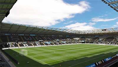 Todos los Estadios de FIFA 16