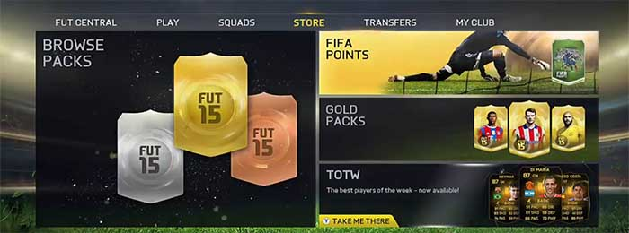 FIFA Points Have Finally Arrived to PSN