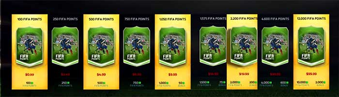 fifa ultimate team coins kaufen