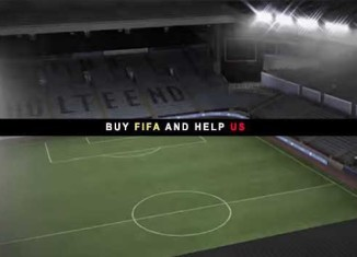 Do you plan to buy FIFA 15 ? Do it helping us at the same time