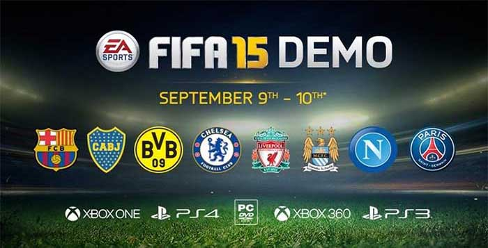 Community First Impressions of FIFA 15 Demo