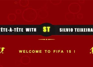 Tête-à-Tête with Silvio Teixeira: Welcome to FIFA 15!