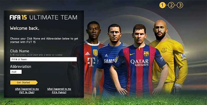 FUT 15 Web App Most Common Problems