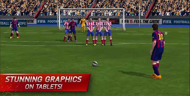 how to play fifa mobile on gamrpad