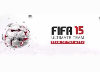 Team Of The Week - All the FIFA 15 Ultimate Team TOTW