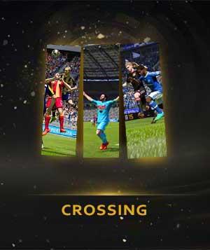 FIFA 15 - Cruzamento