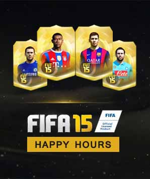Happy Hours of FIFA 15