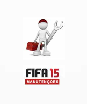 Manutenções de FIFA 15