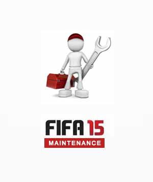 FIFA 15 Maintenances