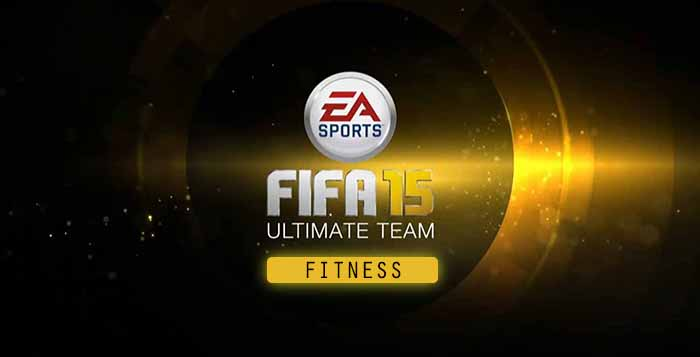 Fitness FIFA 15 Ultimate Team