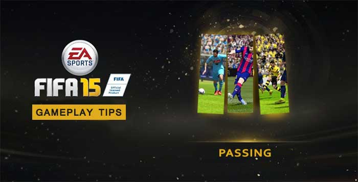 FIFA 15 Gameplay Tips: Passing Tutorial