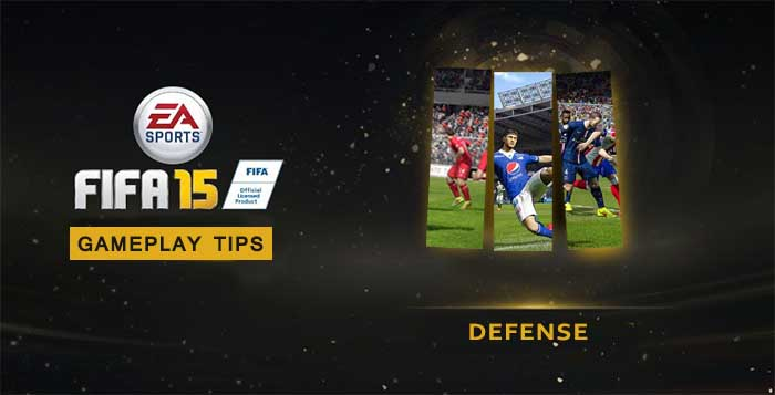FIFA 15 Gameplay Tips: Defensive Tutorial