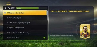 FIFA 15 Ultimate Team Manager Tasks Basic Guide