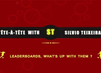 Tête a Tête with Silvio Teixeira: Leaderboards, what's up with them?