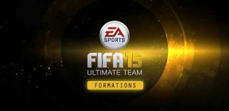 FIFA 15 Ultimate Team Formations Guide