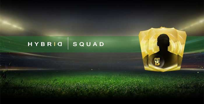 How to Build a FUT 15 Hybrid Squad with High Chemistry