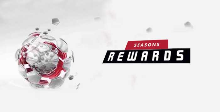 FIFA 15 Ultimate Team Seasons / Divisions Rewards